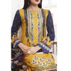 Ayesha Alishba Embroidered Linen 3 Pcs Un-Stitched Suit - 10 A