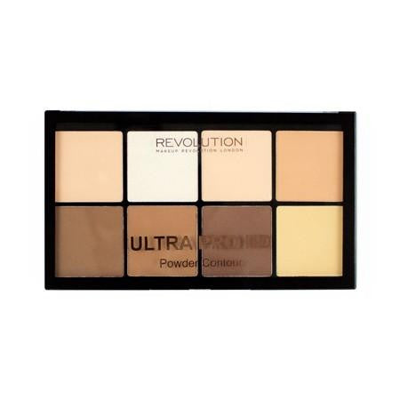 Makeup Revolution UltraPro HD Contour Powder Light Medium - test-store-for-chase-value
