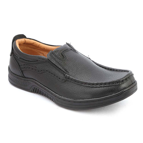 Men's Casual Shoe (1108) - Black