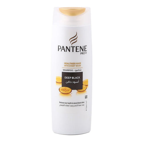 Pantene Pro-V Deep Black Shampoo 200ml - test-store-for-chase-value