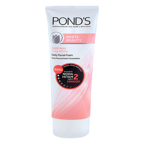 Pond's Facial Wash 100g - White Beauty