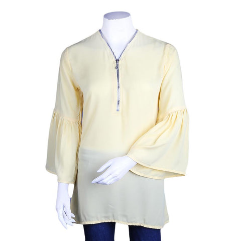 Women's Top - Yellow - test-store-for-chase-value