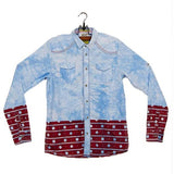 Boys Casual Shirt - Blue - test-store-for-chase-value