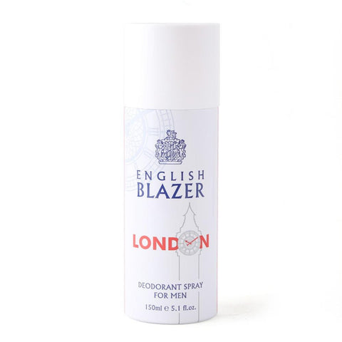 English Blazer London Deodorant Spray For Men 150ml - test-store-for-chase-value