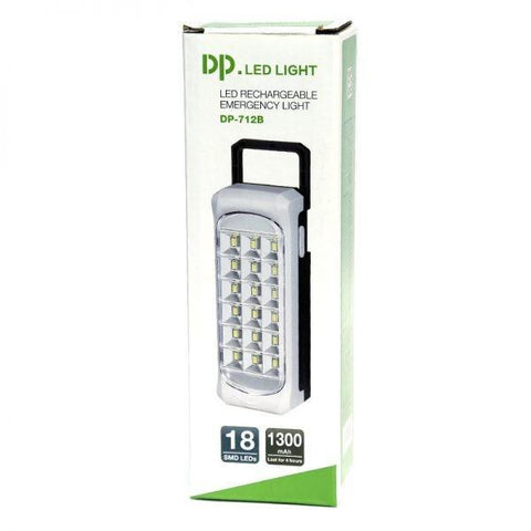 DP Emergency LED Light (DP-712B) - test-store-for-chase-value