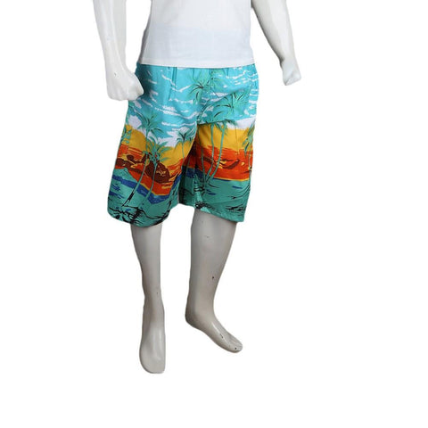 Men's Beach Short - Light Green - test-store-for-chase-value