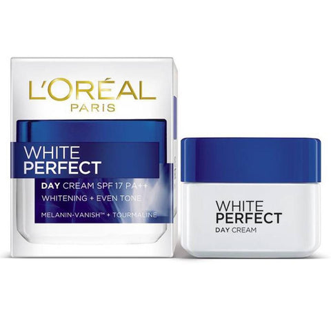 L'Oreal Paris White Perfect Day Cream SPF 17 - test-store-for-chase-value