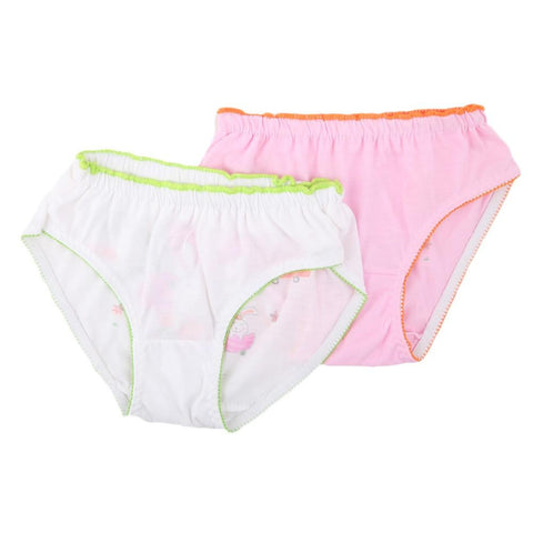 Girls Panty 2 Pcs - Multi - test-store-for-chase-value