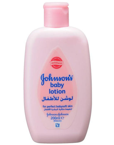 Johnson & Johnson Baby Lotion 200ml - test-store-for-chase-value