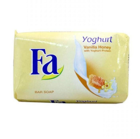 Fa Yoghurt Vanilla Honey Soap 175g - test-store-for-chase-value