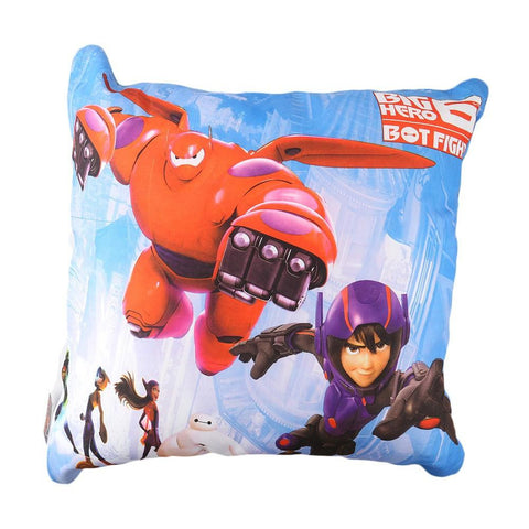 Big 6 Hero Cushion Pillow - Multi - test-store-for-chase-value