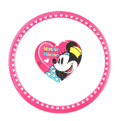 Melamine Minnie Mouse Soup Bowl - Multi - test-store-for-chase-value