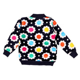 Girls Sweater - Navy Blue - Navy/Blue - test-store-for-chase-value