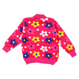 Girls Sweater - Pink - test-store-for-chase-value