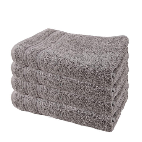 Bath Towel - Grey - test-store-for-chase-value