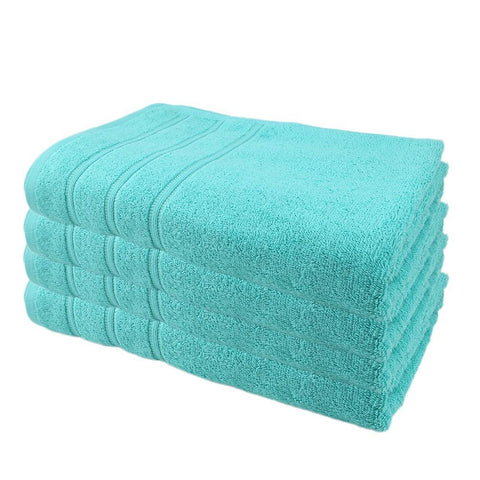 Linen Bath Sheet 100x150 - Sea Green - test-store-for-chase-value