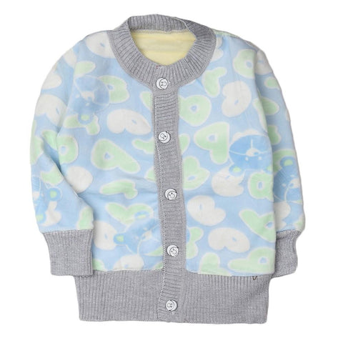 Boys Sweater - Sky Blue - test-store-for-chase-value