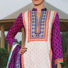 VS Classic Printed Lawn 3 Pcs Un-Stitched Suit Vol 1 - 125-B