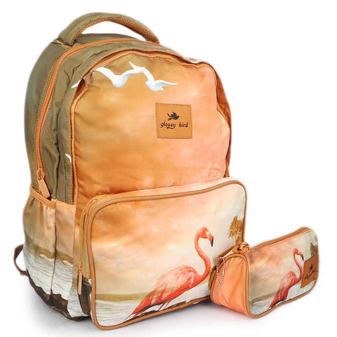 School Bag 2291 - Orange