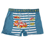 Boys Boxer - Steel Blue - test-store-for-chase-value