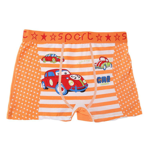 Boys Boxer - Orange - test-store-for-chase-value