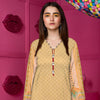 Anchal Digital Printed Masoori Un-Stitched Kurti - 12