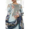 Ayesha Alishba Embroidered Linen 3 Pcs Un-Stitched Suit - 12 A