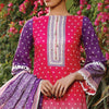 VS Daman Printed Lawn 3 Pcs Un-Stitched Suit Vol 1 - 1306-A
