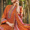 VS Daman Printed Lawn 3 Pcs Un-Stitched Suit Vol 1 - 1311-A