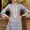VS Daman Printed Lawn 3 Pcs Un-Stitched Suit Vol 1 - 1313-C