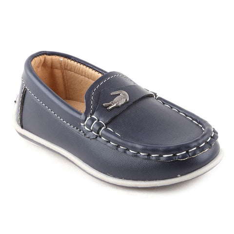Boys Loafer (B727-TC1) - Blue - test-store-for-chase-value