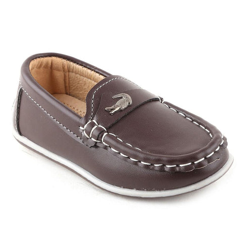 Boys Loafer (A727 (TC1) - Brown - test-store-for-chase-value