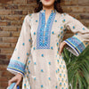 VS Daman Printed Lawn 3 Pcs Un-Stitched Suit Vol 1 - 1314-A
