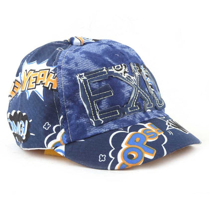 Kids Cap - Navy-Blue - test-store-for-chase-value