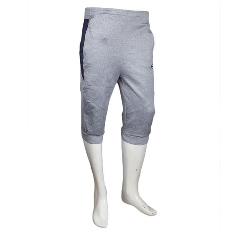 Men's 3 Quarter Short - Light-Grey - Light Grey - test-store-for-chase-value