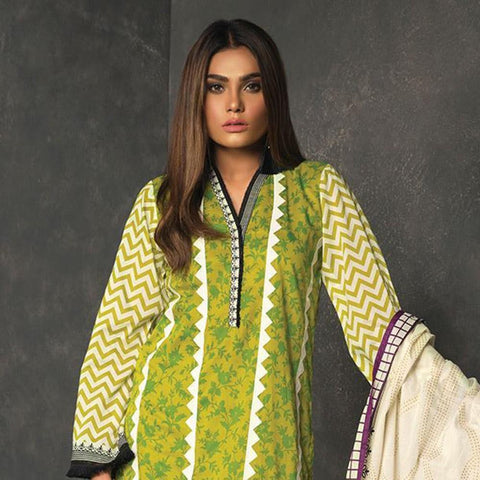 Orient Exclusive Embroidered Suit-A075 - test-store-for-chase-value