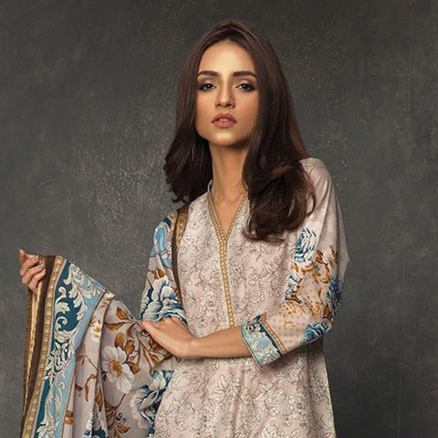 Orient Ethnic Stamp Embroidered Suit-B081 - test-store-for-chase-value