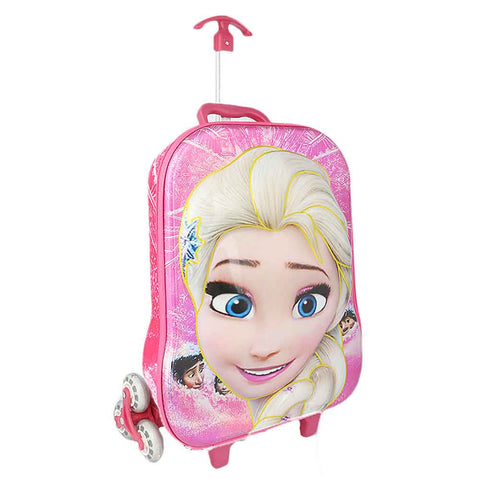 Trolley School Bag - Barbie