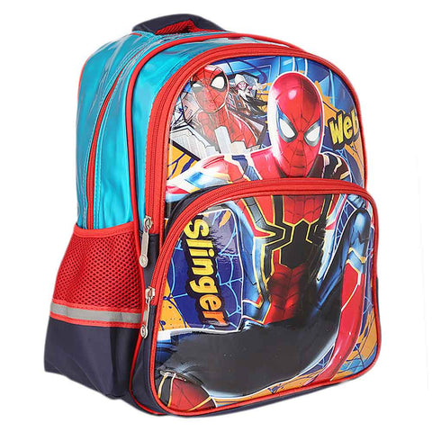 School Bag 9036 - Spider-man