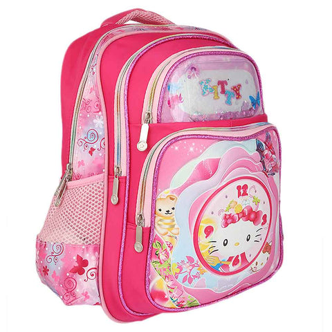 School Bag 9088 - Kitty