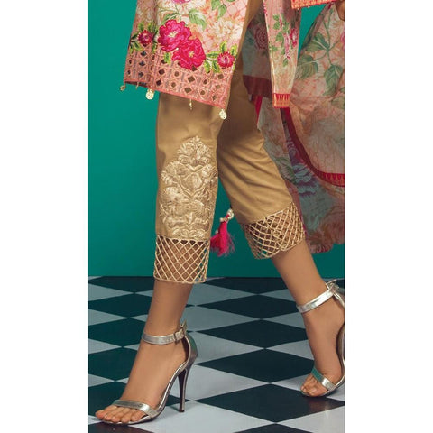 Orient Embroidered Pant A-080 - test-store-for-chase-value