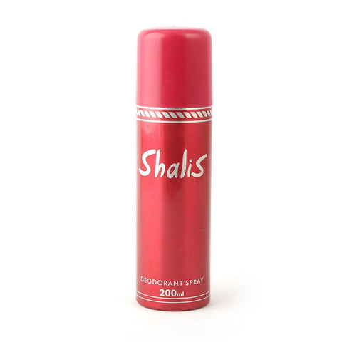 Shalis Body Spray 200ML - Maroon - test-store-for-chase-value