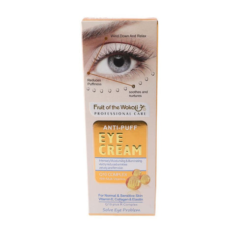 Anti Puff Eye Cream - 30g - test-store-for-chase-value