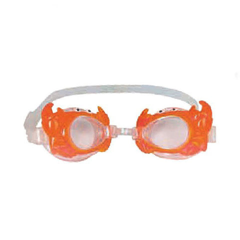 Swimming Goggles - Orange - test-store-for-chase-value