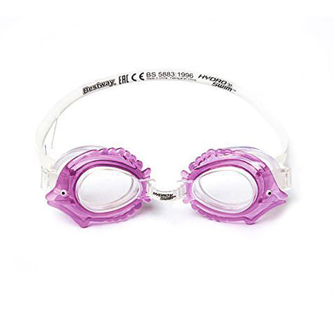 Swimming Goggles - Light Purple - test-store-for-chase-value