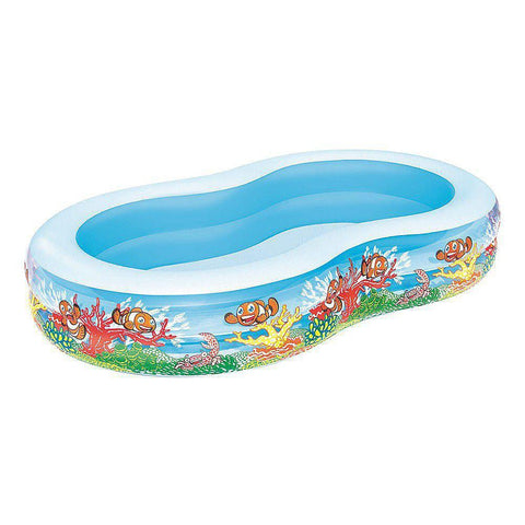 Inflated Big Swimming Pool - test-store-for-chase-value