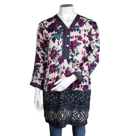 Women's Loose Fit Kurti - Multi - test-store-for-chase-value