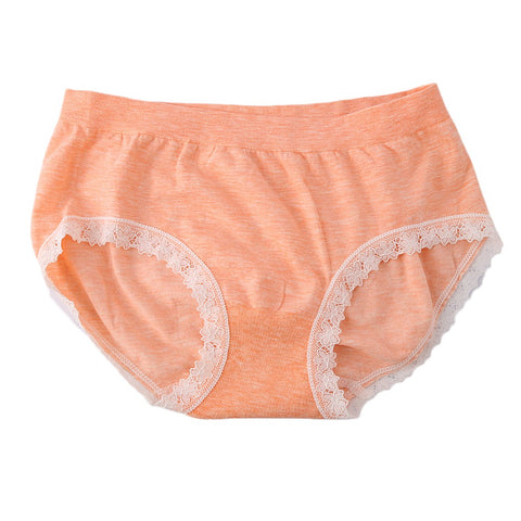 Women's Fancy Panty - Peach - test-store-for-chase-value
