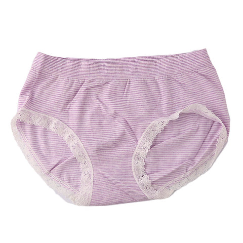 Women's Fancy Panty - Purple - test-store-for-chase-value