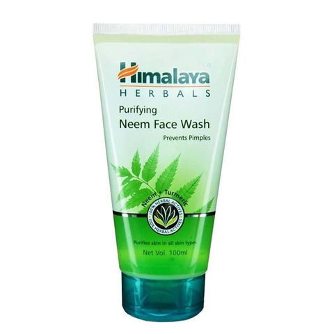 Himalaya Purifying Neem Face Wash 100ml - test-store-for-chase-value